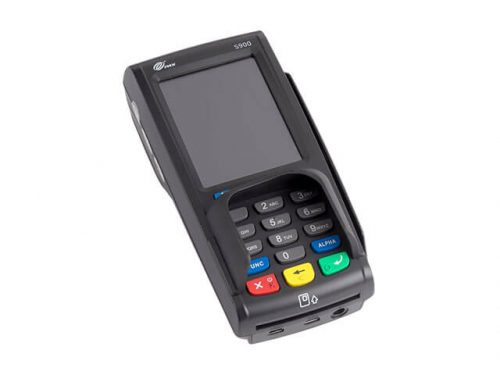 Mobilný terminál s pripojením cez SIM kartu PAX S900 582f797ad20